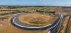 photo aérienne échangeur